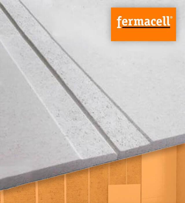 Fermacell plafond samenstellen