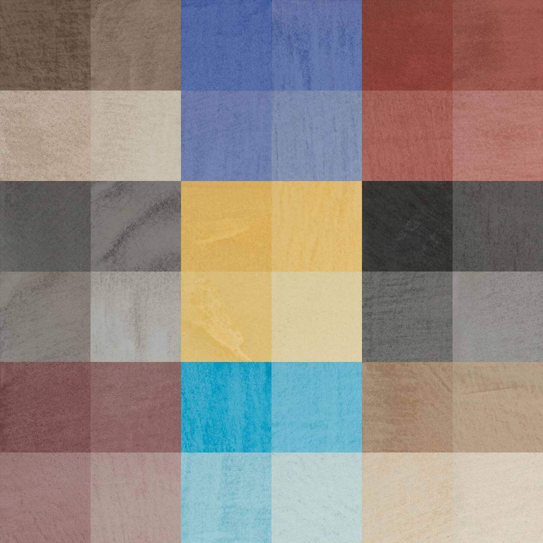 Mortex kleuren