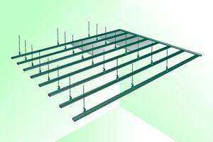 Gyproc Plagyp S plafond