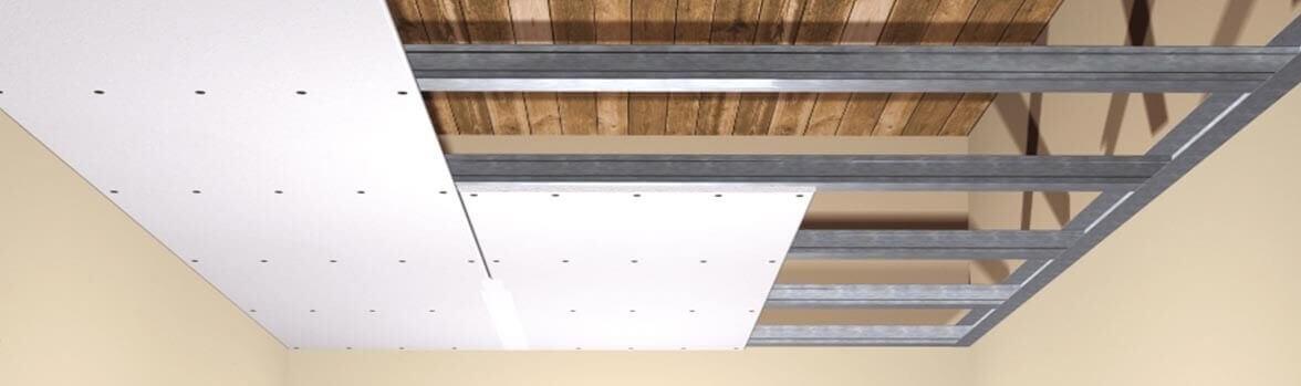 Klusadvies gipsplaten plafond