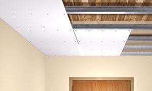 gipslaten voor verlaagd plafond