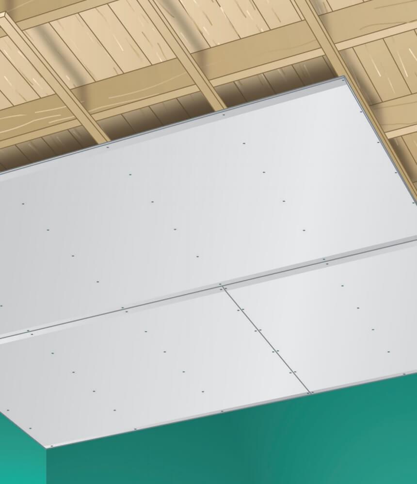 Latten Plafond