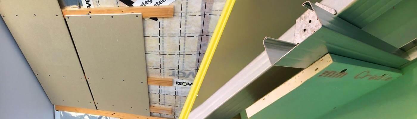 Klusadvies metalen of houten profielen