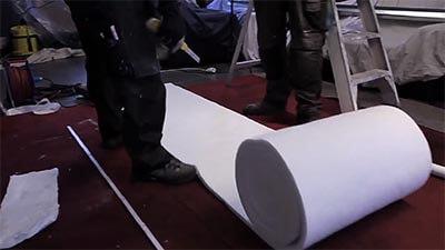 deken rollen