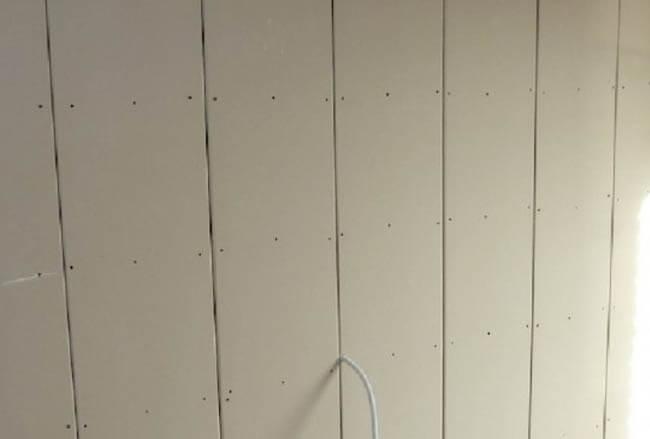 Gyplat plafond
